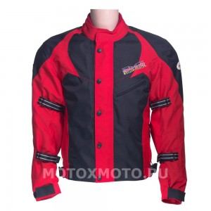 Rover Red текстильная мотокуртка