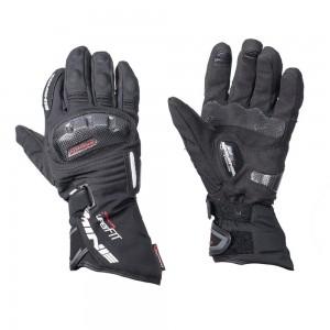 Перчатки Komine SuperFIT Carbon W-Gloves-DIO цвет черный
