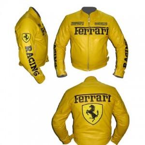 Мотокуртка Ferrari Yellow