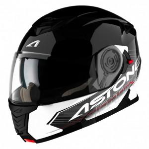 Шлем модуляр ASTONE RT1200GEX-BWH