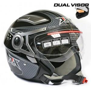 WELS OP02 Drift открытый мотошлем