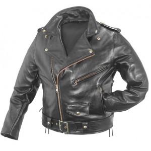 Кожаная куртка косуха