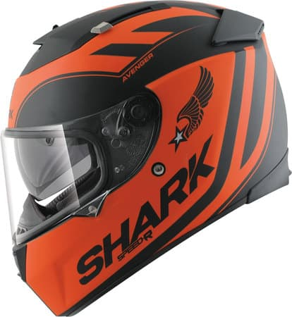 мотошлемы Shark