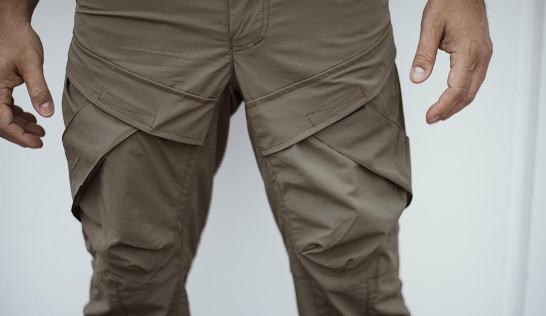 Штаны камуфляжные мужские