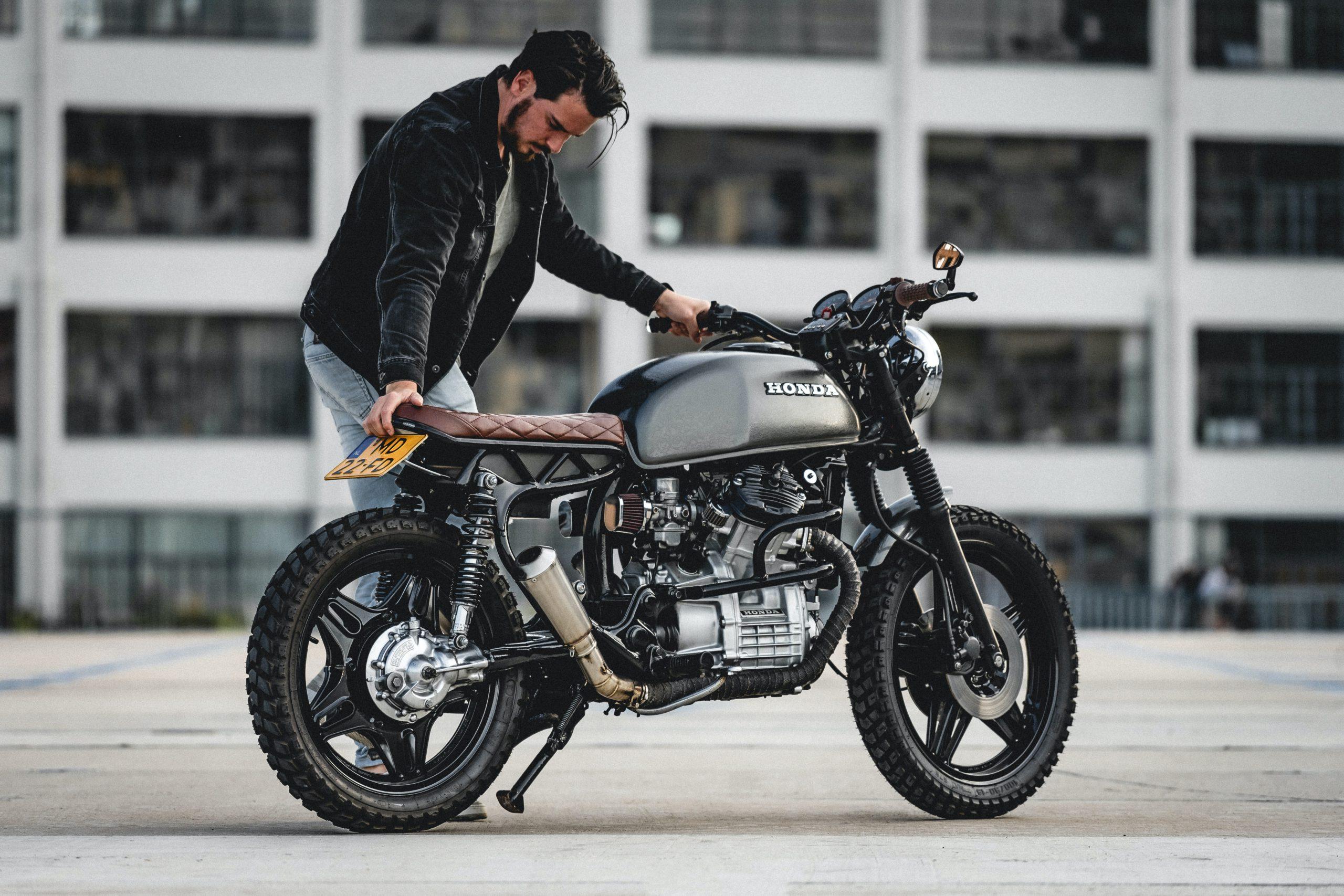 Что такое кастомайзинг мотоцикла?