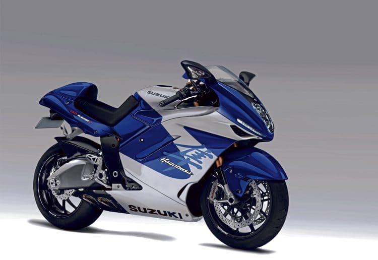 Самый быстрый мотоцикл – Suzuki Hayabusa