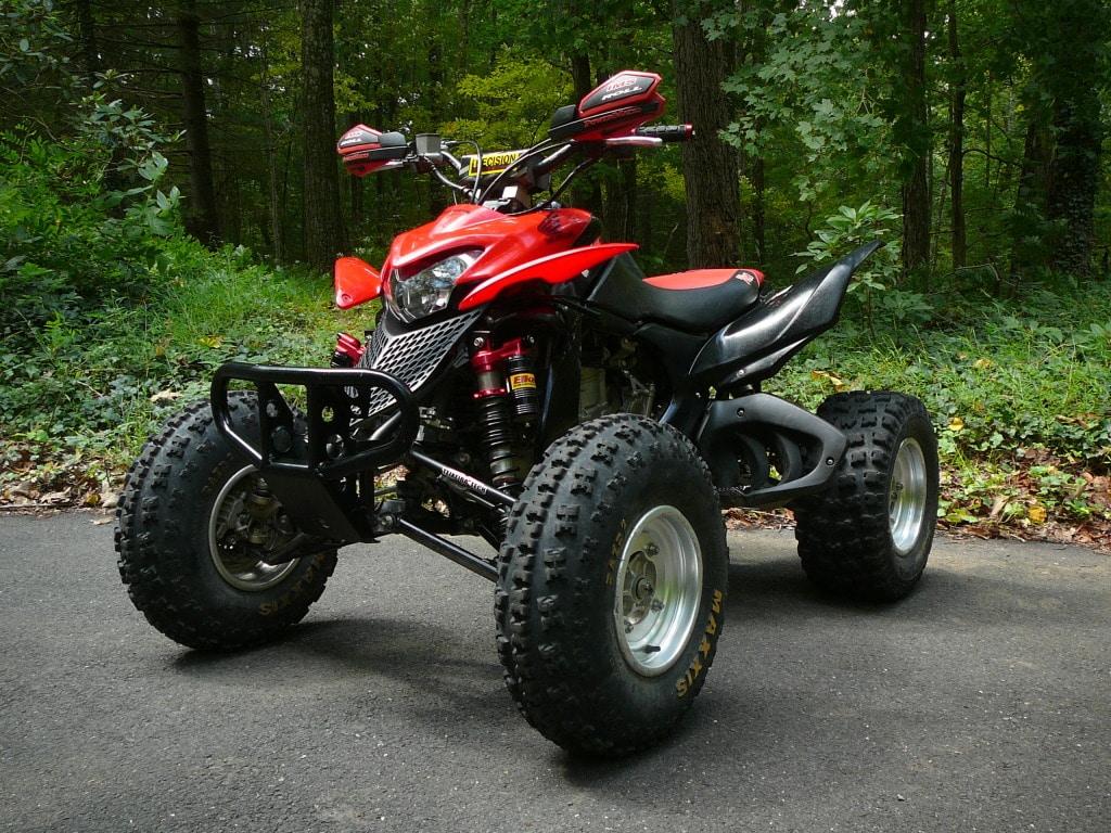 Спортивный квадроцикл Honda TRX700