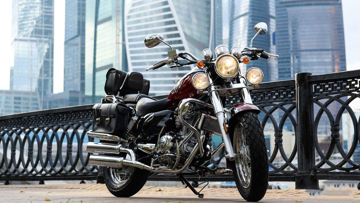 Обзор китайского мотоцикла Irbis Garpia 250