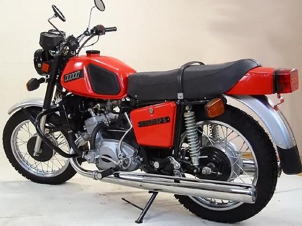 Кастомизация мотоцикла Иж Юпитер 5