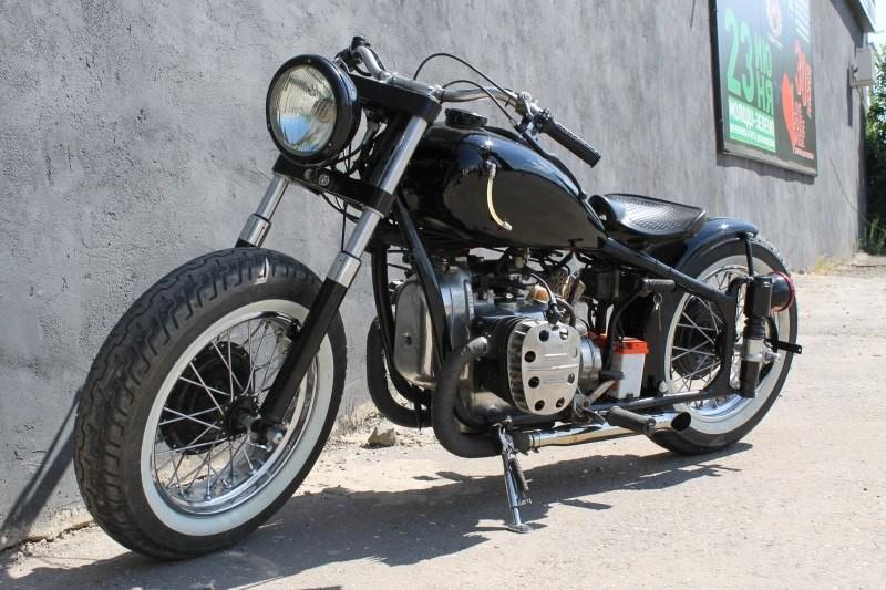 Как сделать мотоцикл тюнинг фото 851