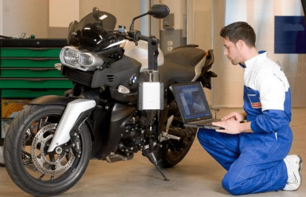 Диагностика мотоциклетной трансмиссии