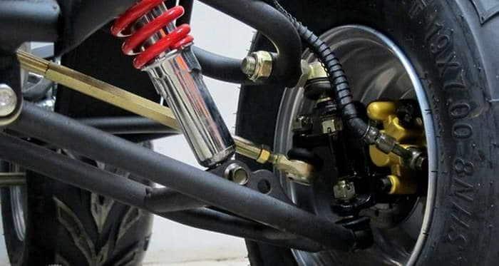 Аксессуары для скутеров и мотоциклов