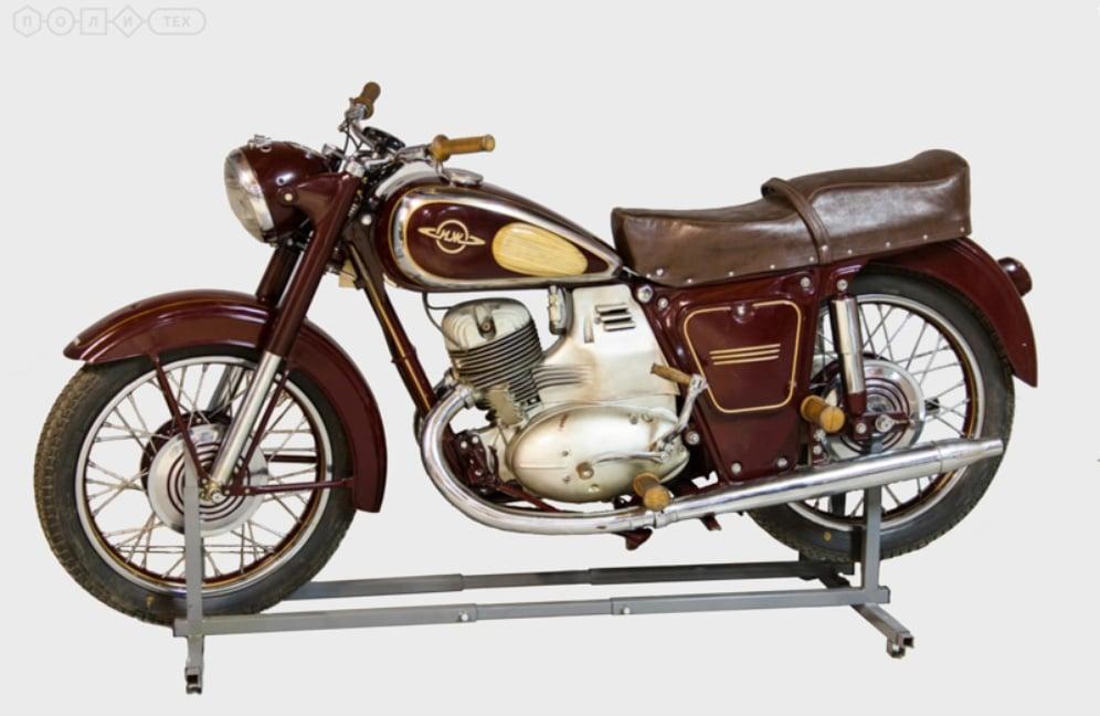 Обзор мотоцикла ИЖ 56