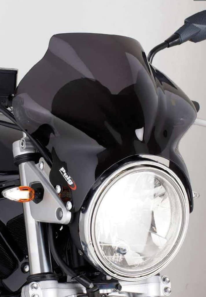 Советы по очищению ветрового стекла мотоцикла
