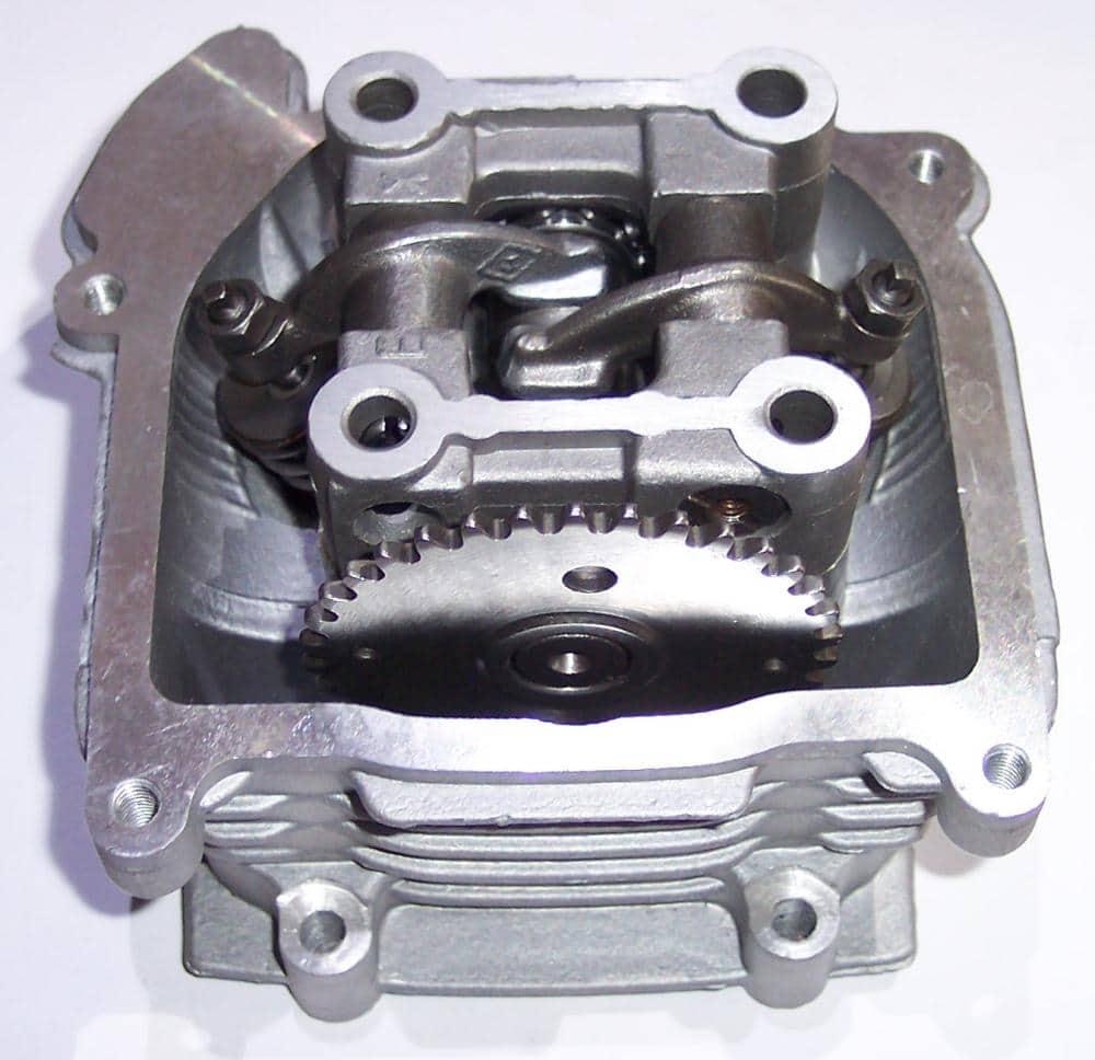 Ремонт головки цилиндров двигателя мотоцикла