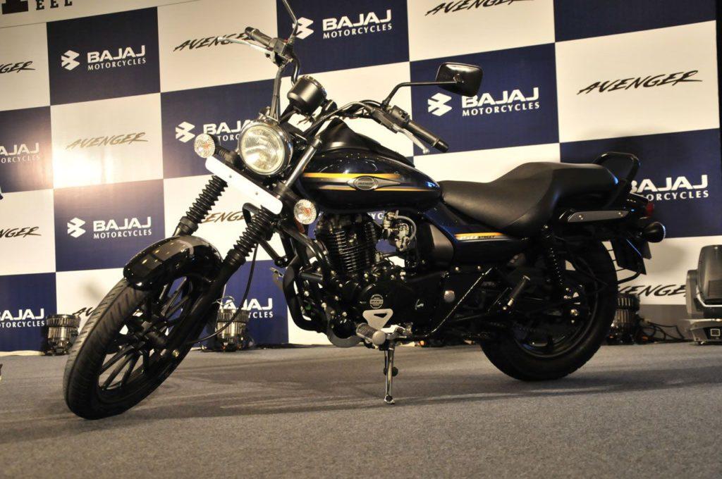 Обзор мотоцикла Bajaj Avenger 220