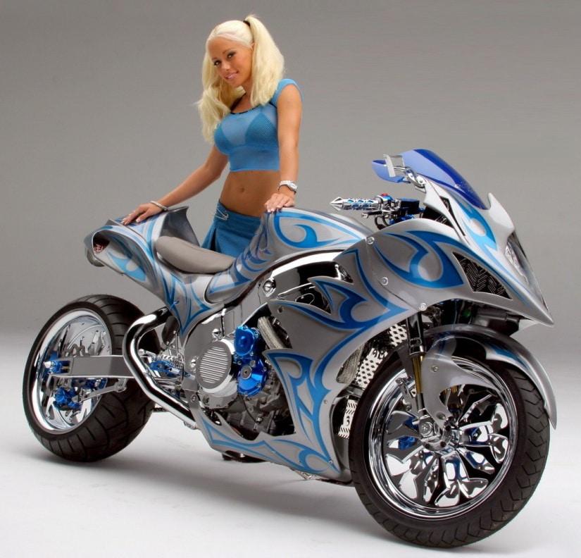 Как выполнить балансировку шин мотоцикла