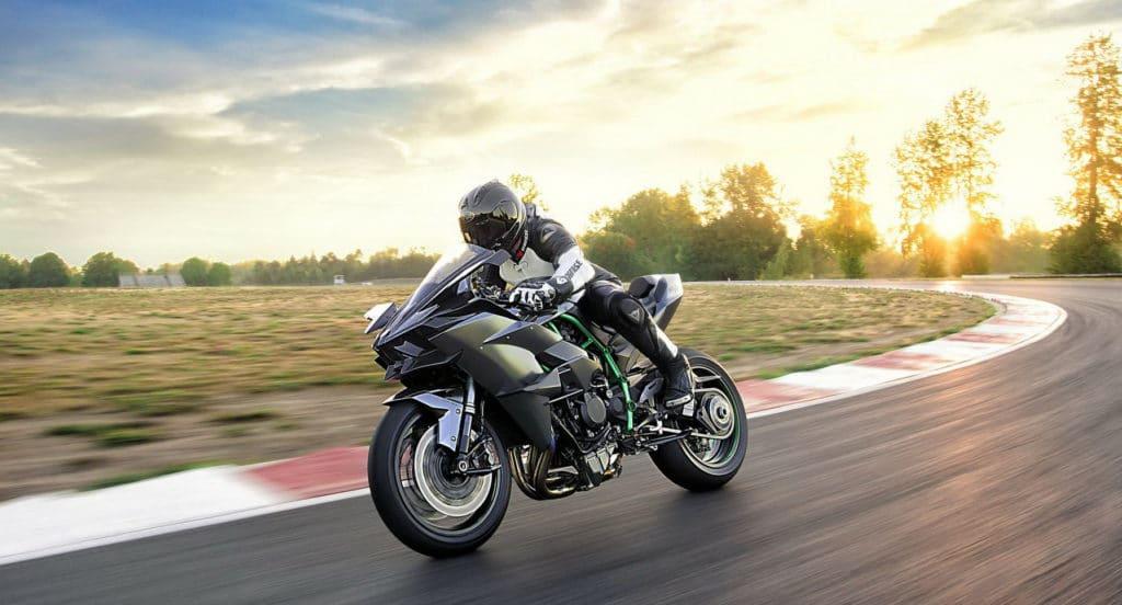 Технические характеристики мотоцикла Kawasaki Ninja H2R