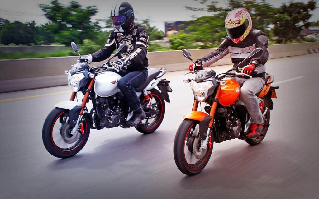 Мотоцикл для начинающих или ракета до 100 тысяч рублей