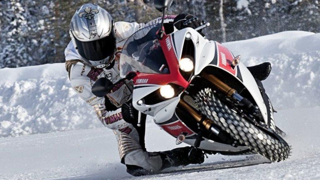 Как подготовить мотоцикл к зиме