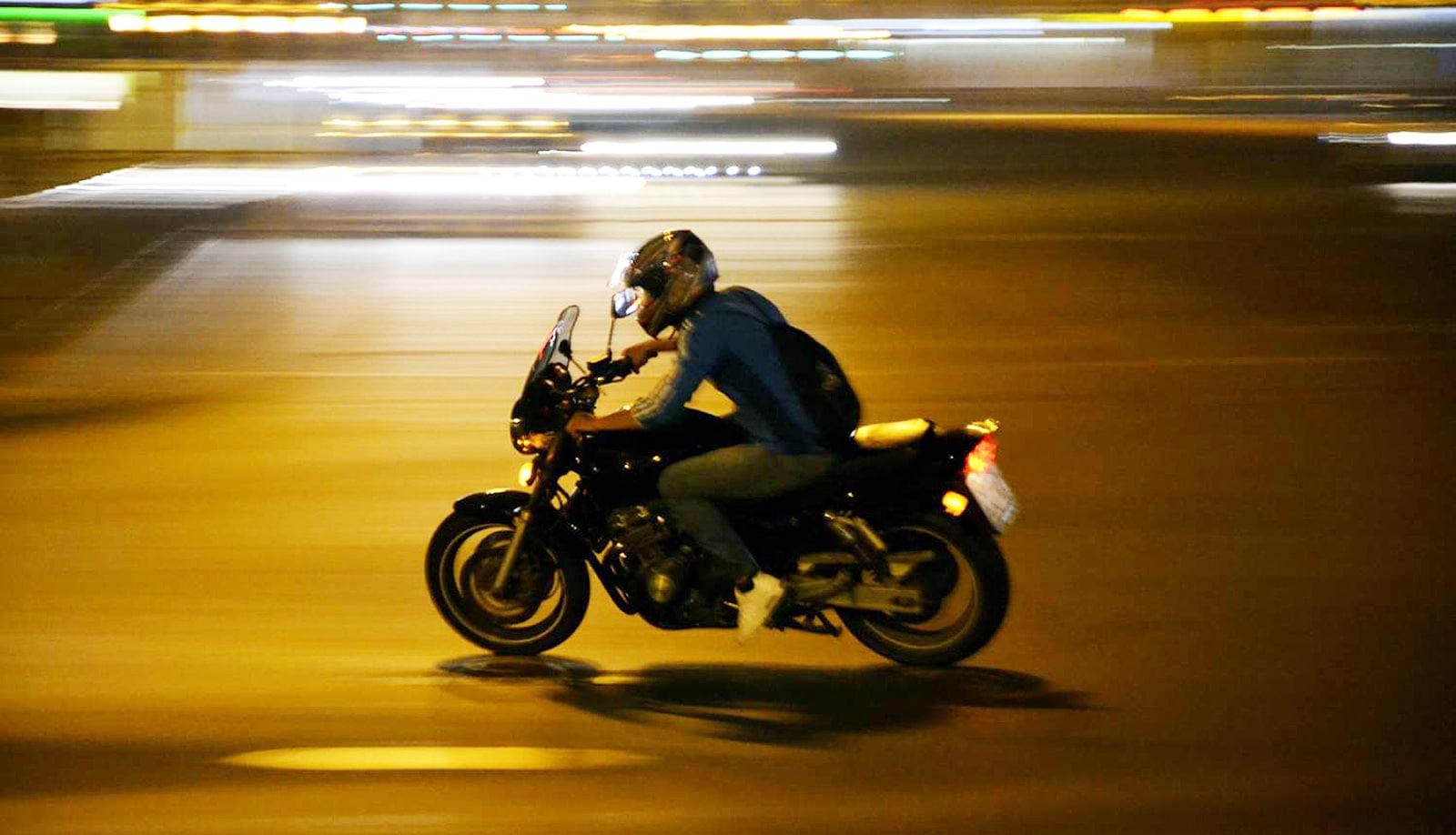 Навыки вождения мотоцикла: как избежать излишней концентрации