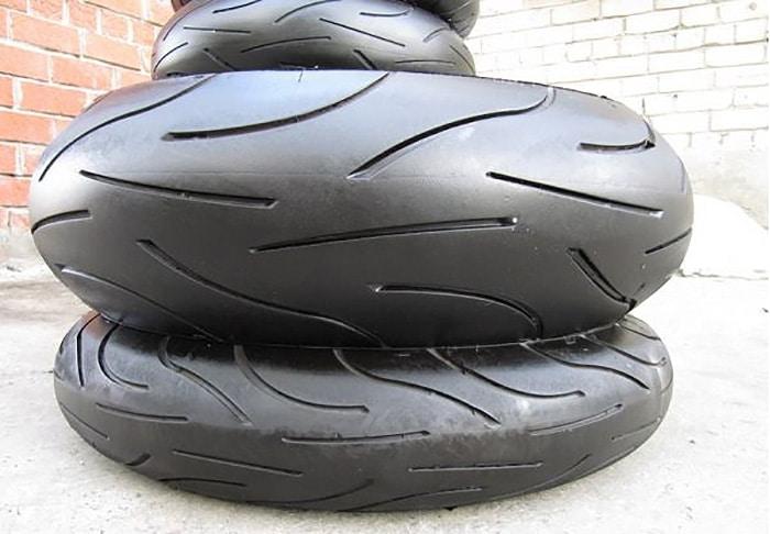 5 признаков того, что необходимо произвести замену шин мотоцикла
