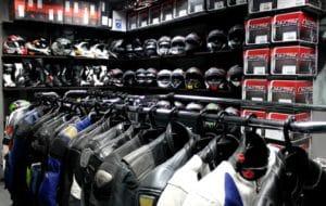 Магазин одежды для мотоциклистов