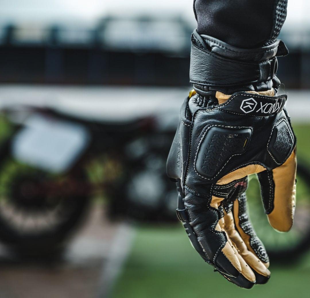 Мотоперчатки Knox