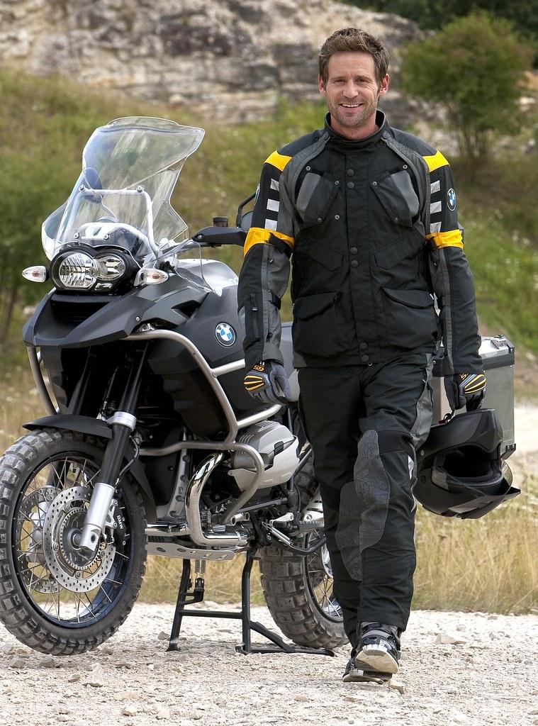 Мужские мотокуртки из текстиля
